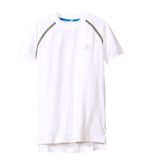 adidas Originals Kids Sport Luxe Short Sleeve Tee (Little Kids/Big Kids)
