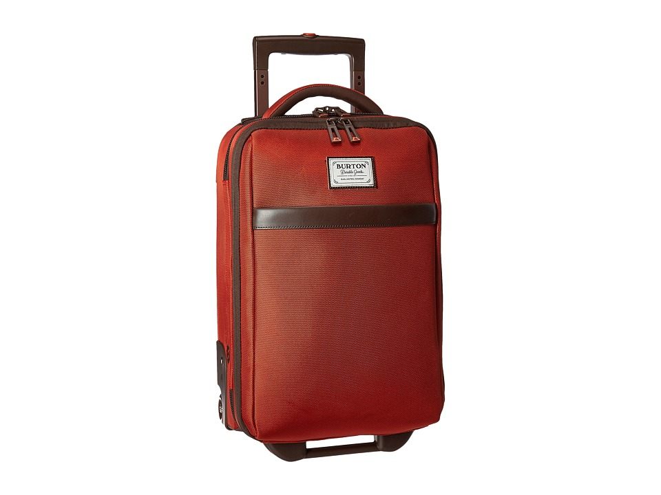 Burton - Wheelie Flyer (Burnt Ochre) Carry on Luggage