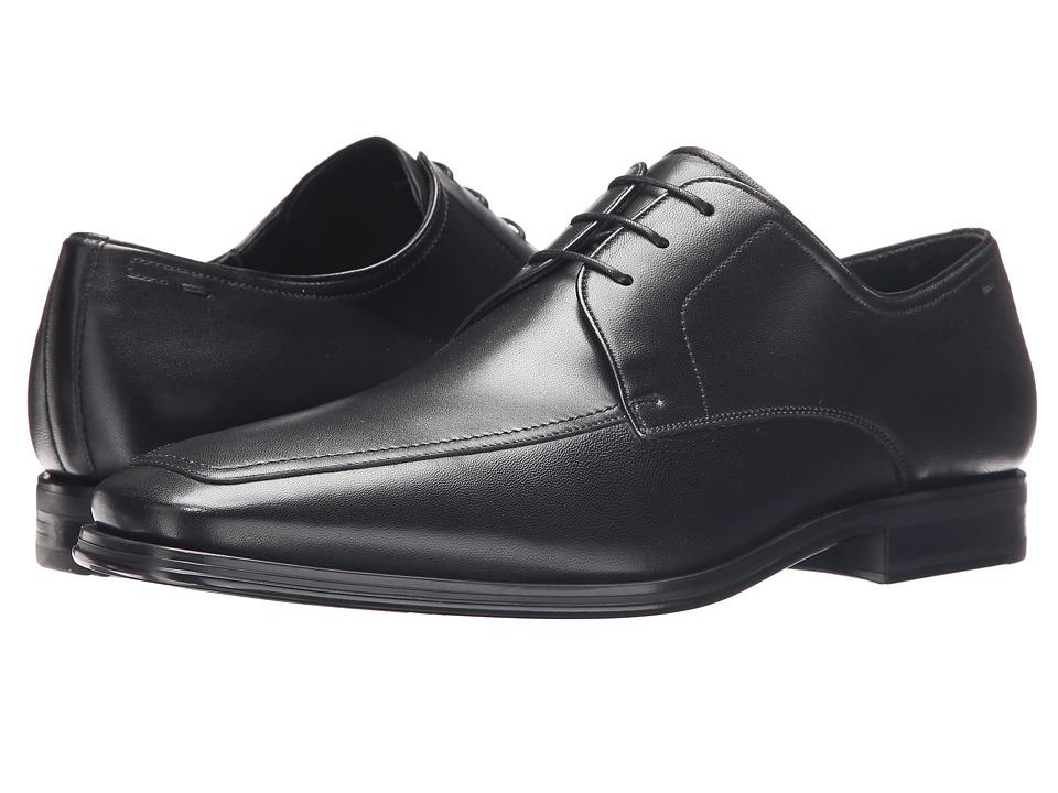 Magnanni - Edwardo Lineo Merino (Black) Mens Lace-up Bicycle Toe Shoes