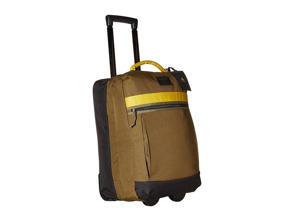Burton - Overnight Roller (Jungle) Luggage