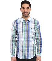 Lacoste - Poplin Colorful Check Print Shirt