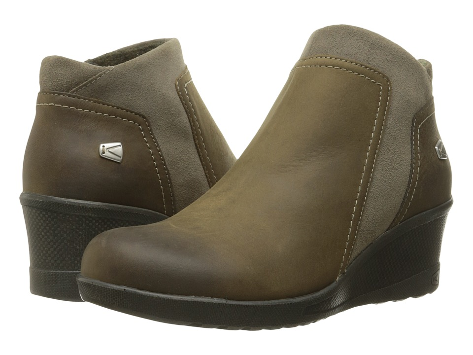 Keen - Keen Wedge Zip (Brindle) Women