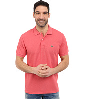 Lacoste - Short Sleeve Classic Chine Pique Polo Shirt