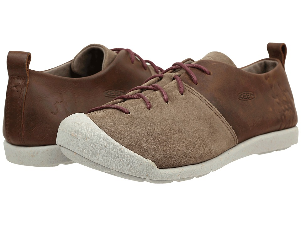 Keen - Lower East Side Lace (Brindle/Zinfandel) Women