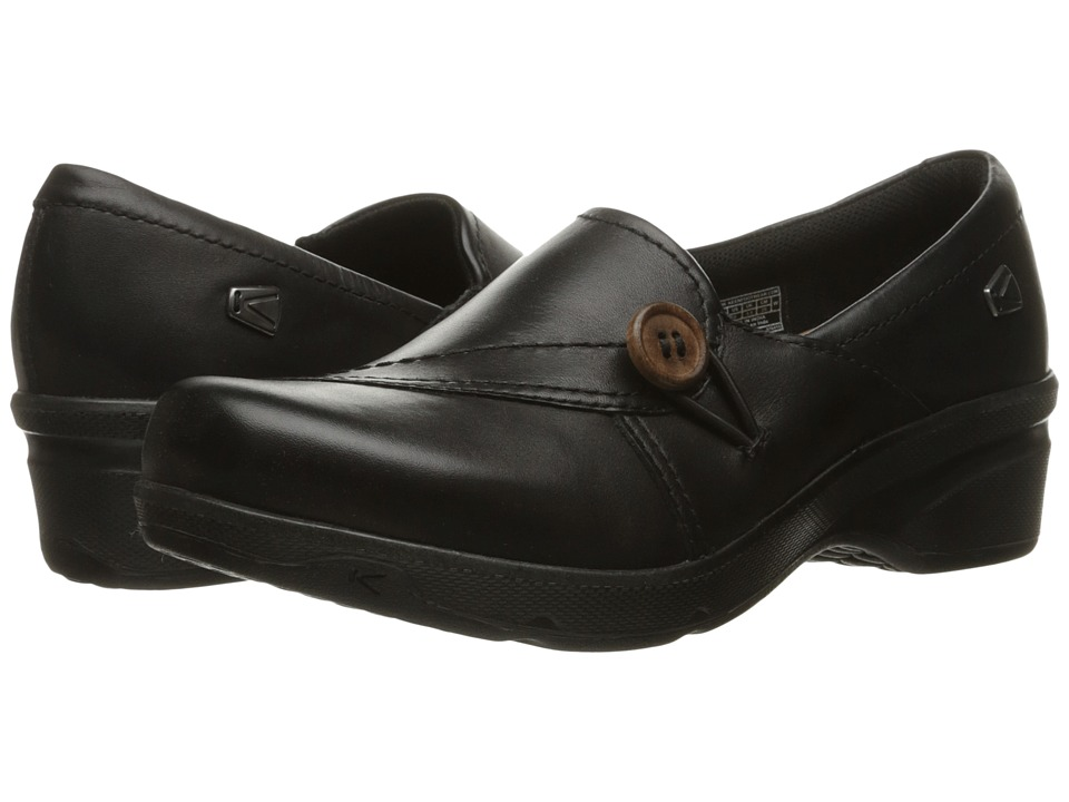 Keen - Mora Button (Black) Women