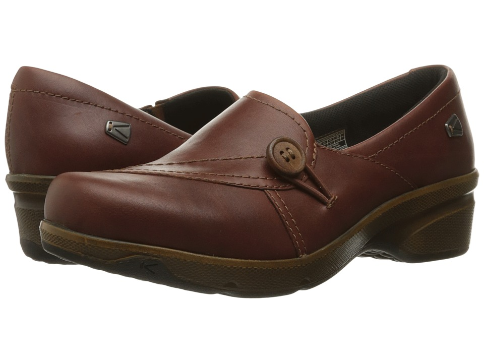 Keen - Mora Button (Barley) Women