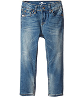 7 For All Mankind Kids - The Ankle Skinny Five-Pocket Jeans in Sloan Heritage Medium (Big Kids)