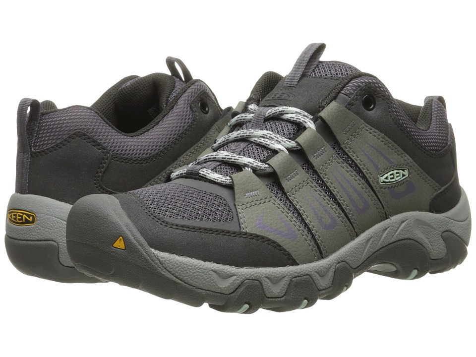 Keen Oakridge (Gray/Clear Aqua) Women