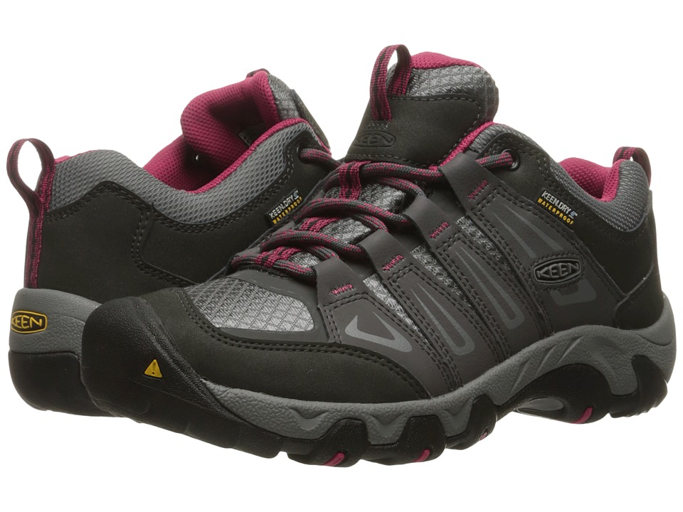 Keen Oakridge Waterproof (Magnet/Rose) Women