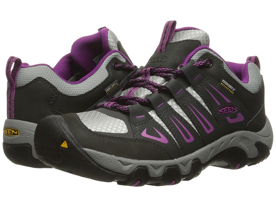 Keen - Oakridge Waterproof (Raven/Viola) Women
