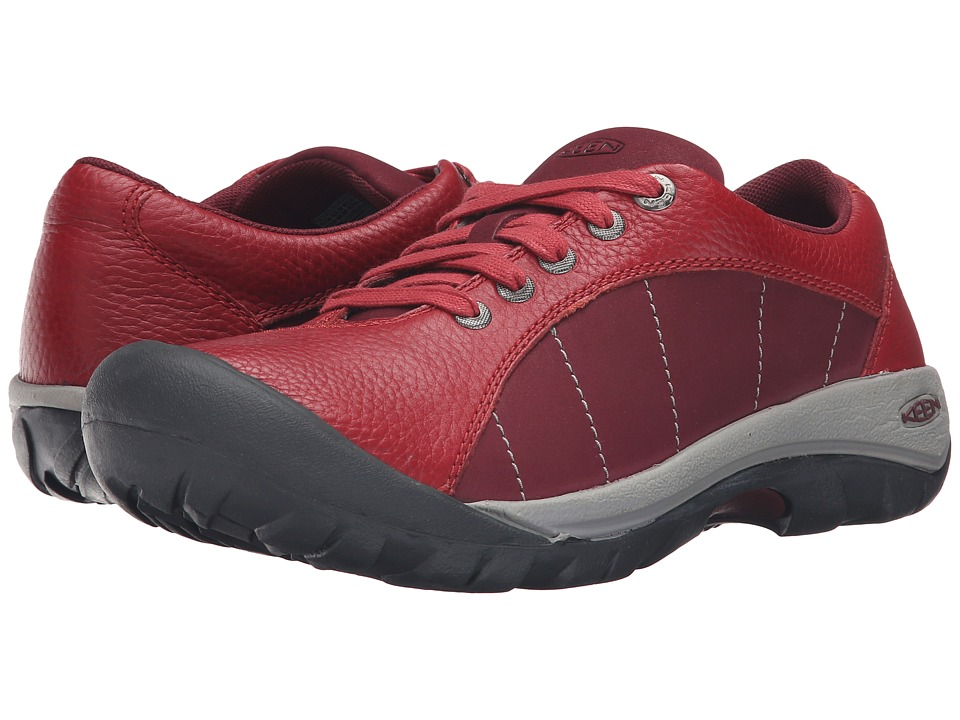 Keen - Presidio (Red Dahlia 1) Women