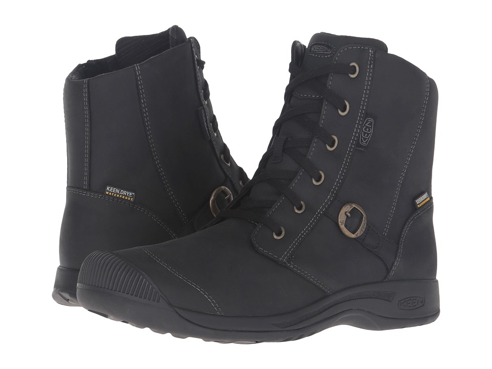 Keen - Reisen Zip Waterproof FG (Black) Women