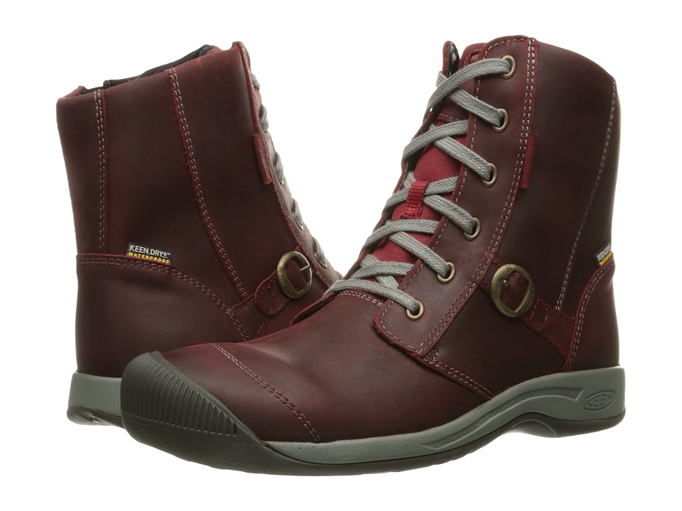 Keen - Reisen Zip Waterproof FG (Cider) Women