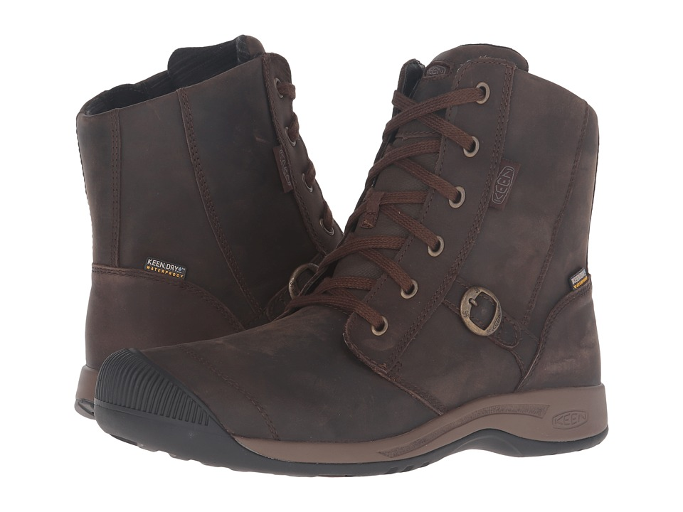 Keen - Reisen Zip Waterproof FG (Belgian) Women