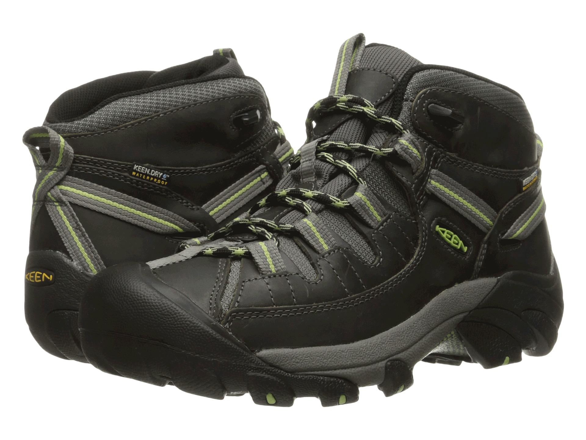 Keen Hiking Shoes Run Small