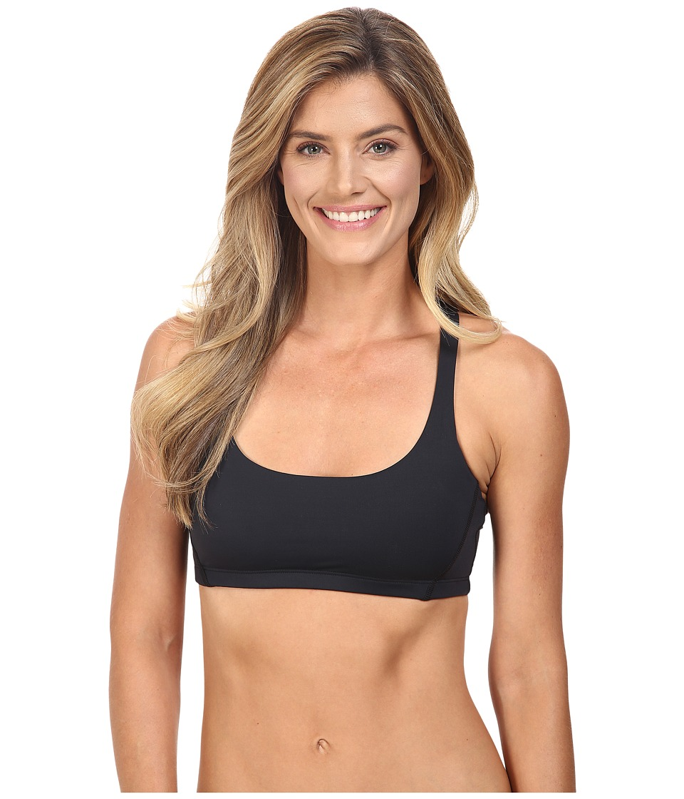 Carve Designs Hana bikini Top (Black) Women
