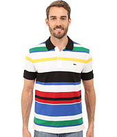 Lacoste - Jersey Piqué Multi-Striped Polo