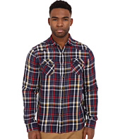 Mavi Jeans - Lined Checked Button Down