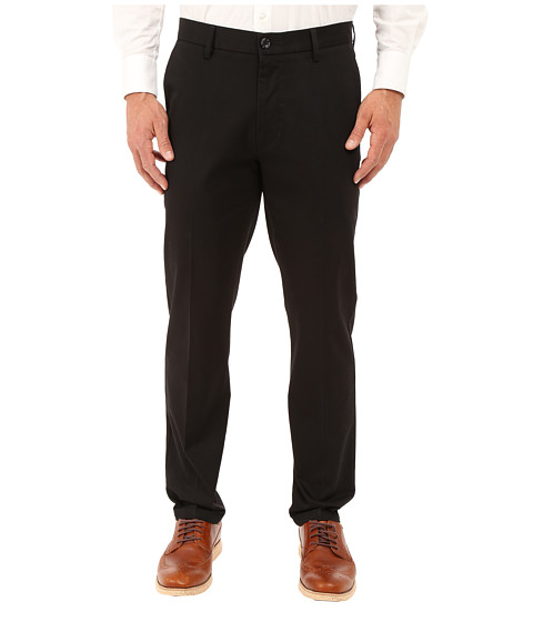 Dockers Men's Signature Khaki Slim Tapered Flat Front