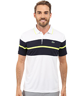 Lacoste - SPORT Ultra Dry Chest Stripe Polo
