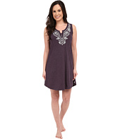 Lucky Brand - Embroidered Chemise