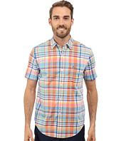 Lacoste - Plaid Poplin Woven Shirt
