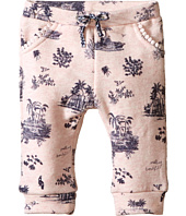 IKKS - Hawaiian Toile Print Jersey Pants (Infant/Toddler)