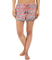 Lucky Brand - Woven Embroidered Boxer