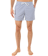 Lacoste - Small Patterned Swim Short