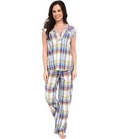 Lucky Brand - Woven Pajama