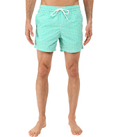 Lacoste - Taffeta Gingham Swim Short 5