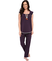 Lucky Brand - Knit Tassel Pajama