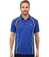 Lacoste - SPORT Ultra Dry Piqué Tennis Polo w/ Contrast Collar