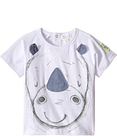 Pumpkin Patch Kids - Baby Rhino Face Tee (Infant)