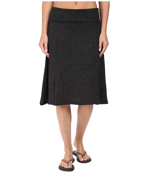 Carve Designs Saxon Skirt - Charcoal Heather