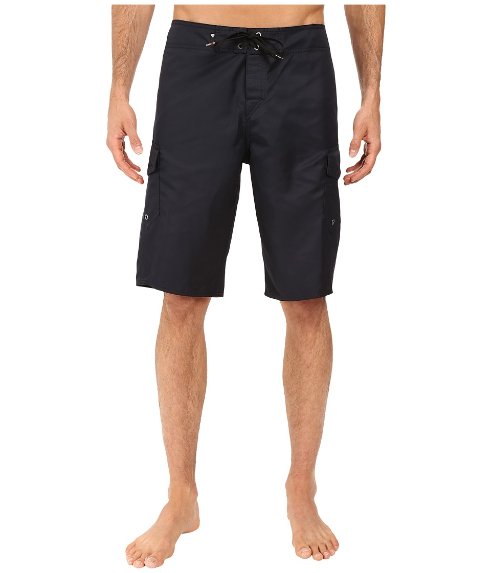 Quiksilver Manic 22 Boardshorts (Black) Men