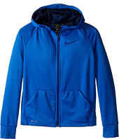Nike Kids - Therma Full-Zip Hoodie (Little Kids/Big Kids)