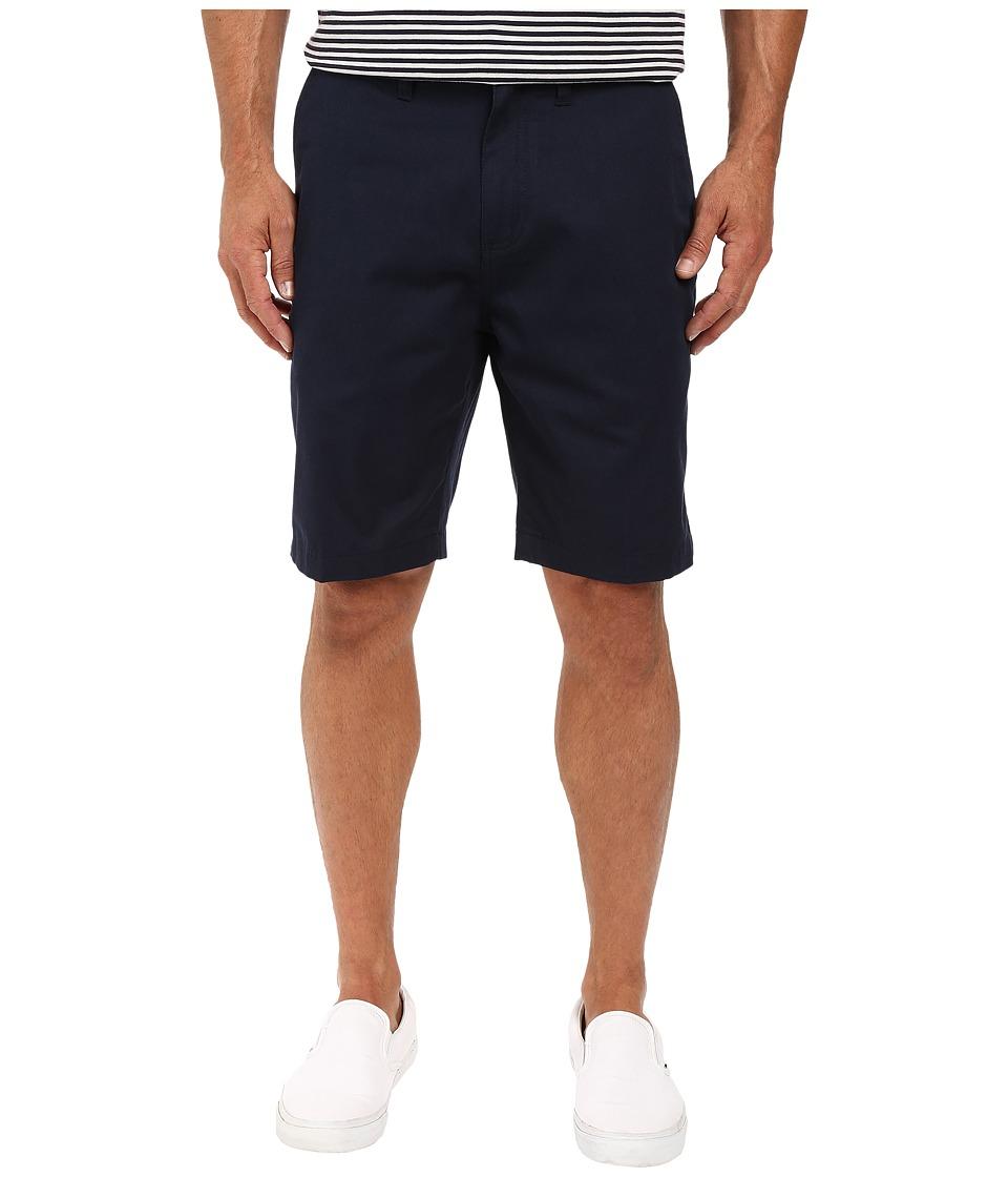 Quiksilver Everyday Union Stretch Chino Shorts (Navy Blazer) Men