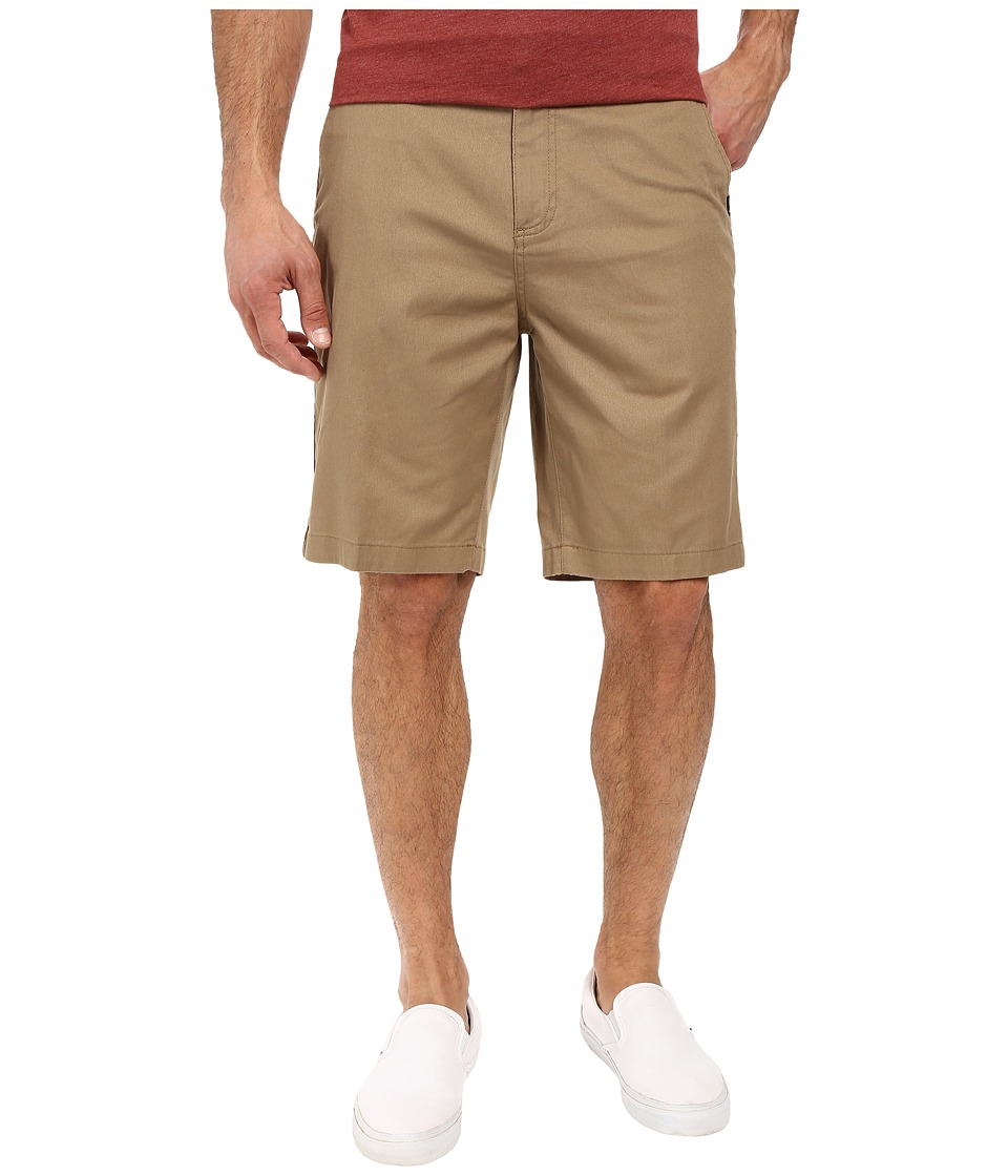 Quiksilver Everyday Union Stretch Chino Shorts (Elmwood) Men