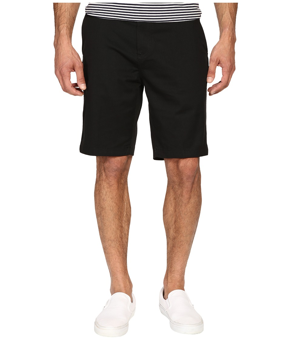 Quiksilver Everyday Union Stretch Chino Shorts (Black) Men
