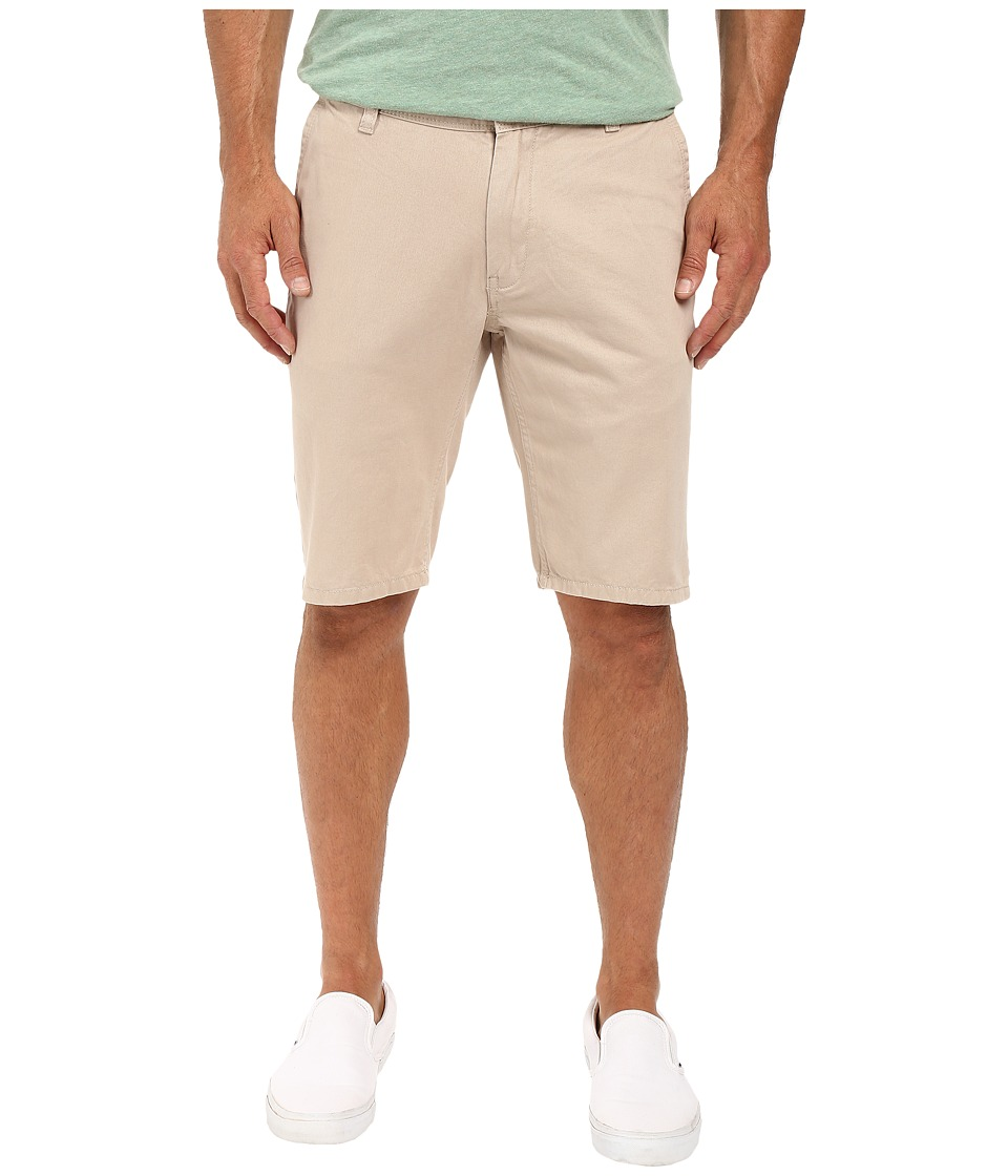 Quiksilver Everyday Chino Shorts (Plaza Taupe) Men