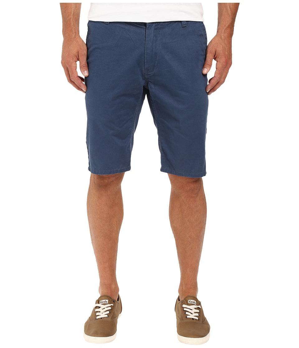 Quiksilver Everyday Chino Shorts (Dark Denim) Men