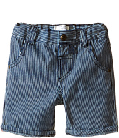 Pumpkin Patch Kids - Ticking Stripe Shorts (Infant)