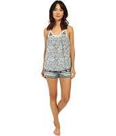 Lucky Brand - Woven Shorty Set