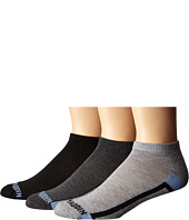 Steve Madden - 3-Pack Athletic Low Cut 1/2 Cushion and Arch Support