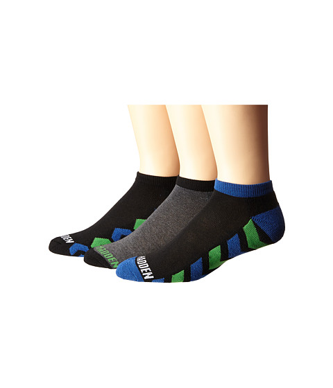 Steve Madden 3-Pack Athletic Low Cut 1/2 Cushion and Arch Support