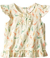 Pumpkin Patch Kids - Birdie Print Frilly Top (Infant)