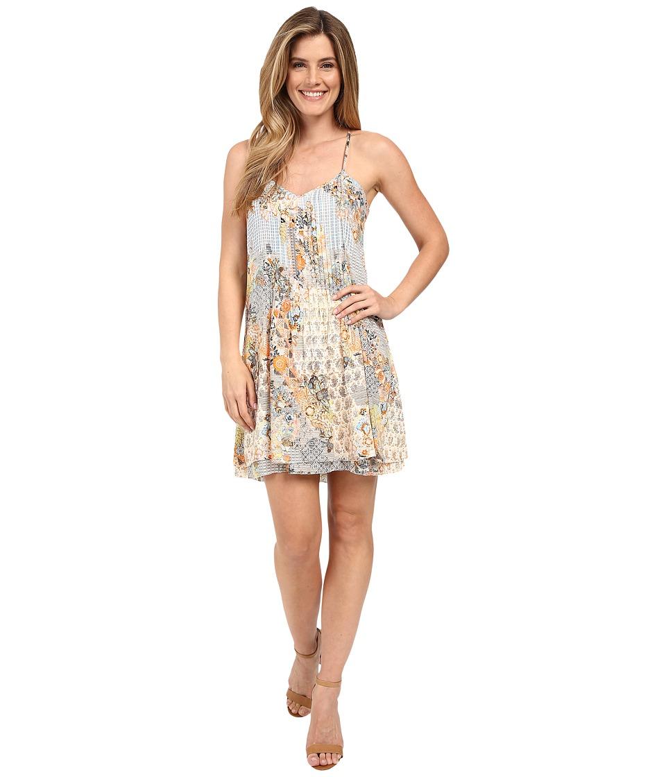 Sanctuary Spring Fling Dress Lotus Collage Womens Dress