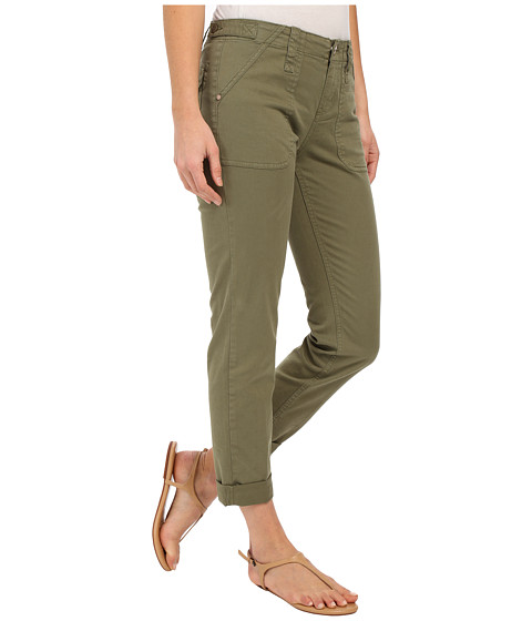 Sanctuary Relaxed Traveler Pants Cactus