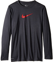 Nike Kids - Legends L/S Top (Little Kids/Big Kids)